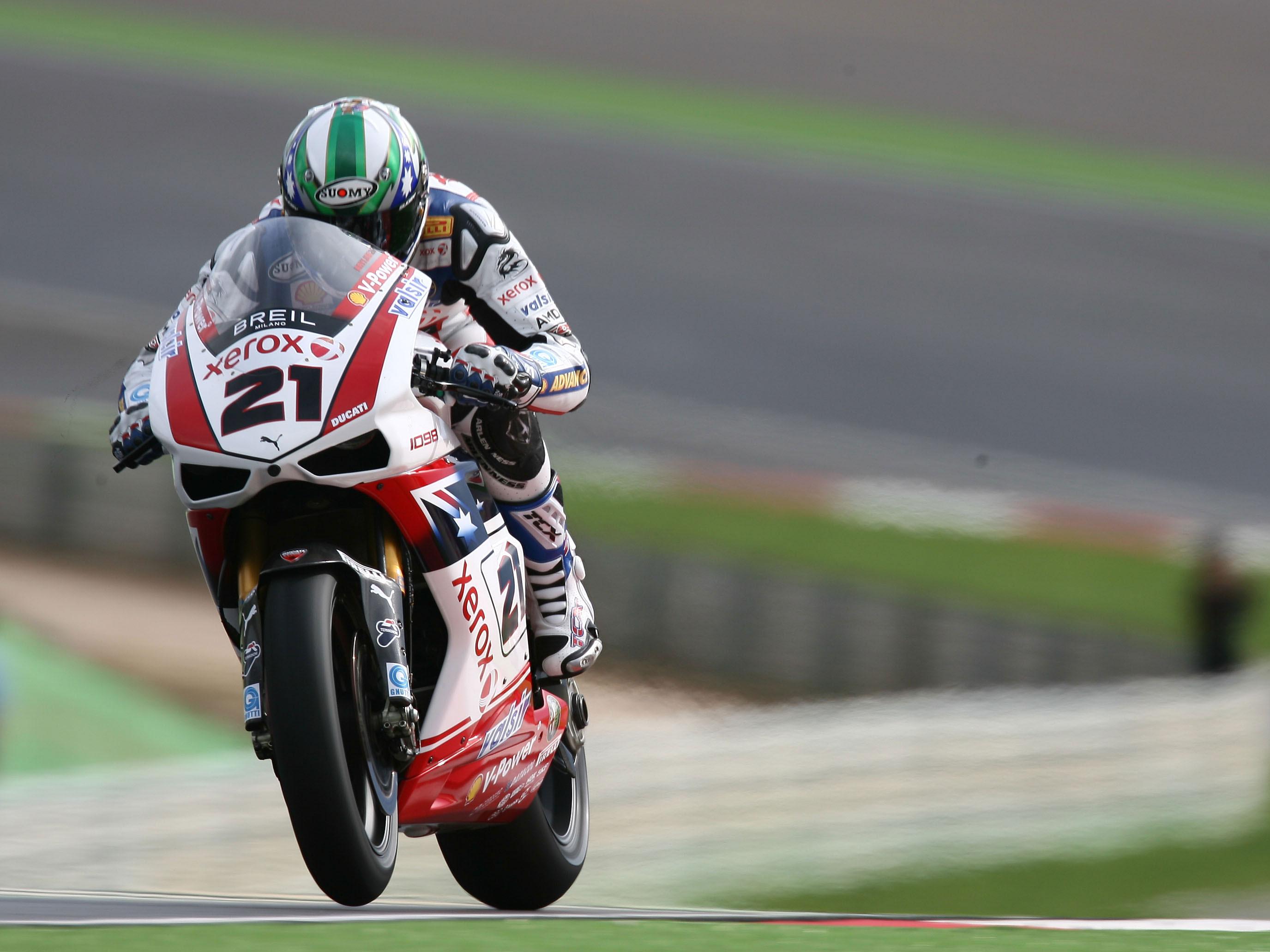 """Bayliss (Ducati): """"Por primera vez en mi vida he llevado una moto perfecta"""""""