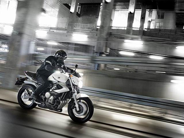 Imagen de Galeria de Novedades 2009: Yamaha XJ6