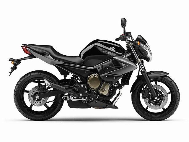 Novedades 2009: Yamaha XJ6