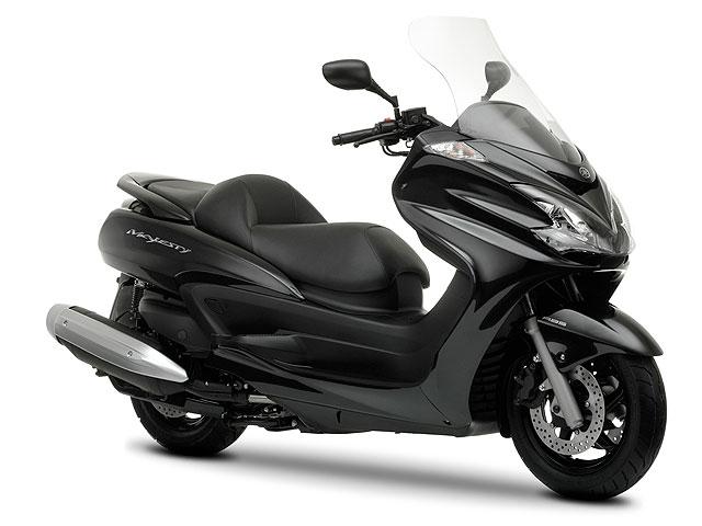 Novedades 2009: Yamaha Majesty 400 (ABS)