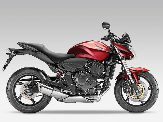 Novedades 2009: Honda CB 600 F Hornet
