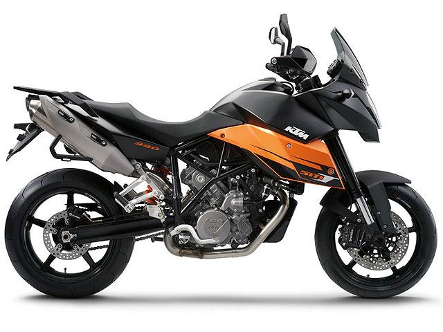 Novedades 2009: KTM 990 Supermoto T