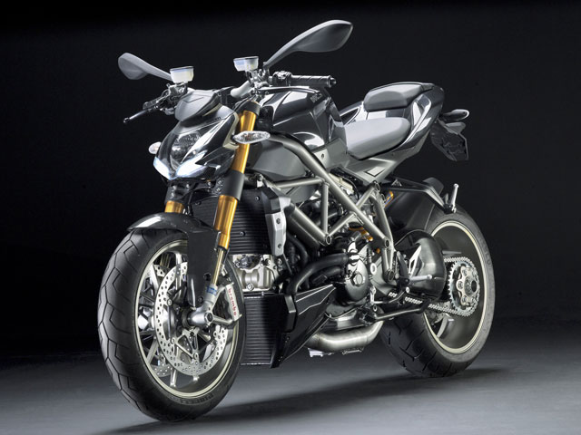 Novedades 2009: Ducati 1198 S y Streetfighter S