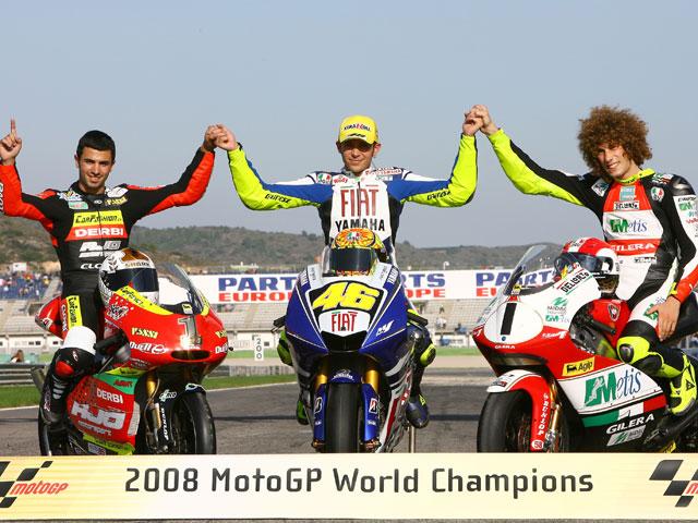 Imagen de Galeria de Motociclismo especial Grandes Premios 2008