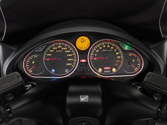 Novedades 2009: Honda SW-T 400