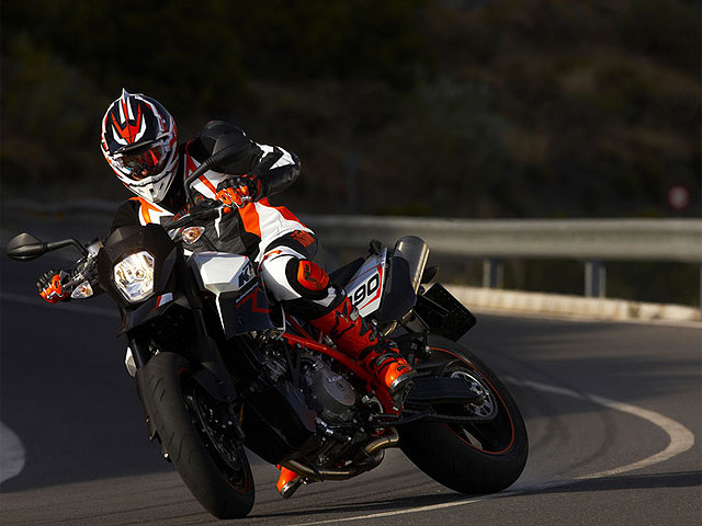 Imagen de Galeria de Novedades 2009: KTM 990 Supermoto R