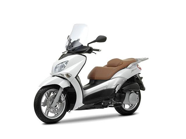 Novedades 2009: Yamaha X-City 250/125