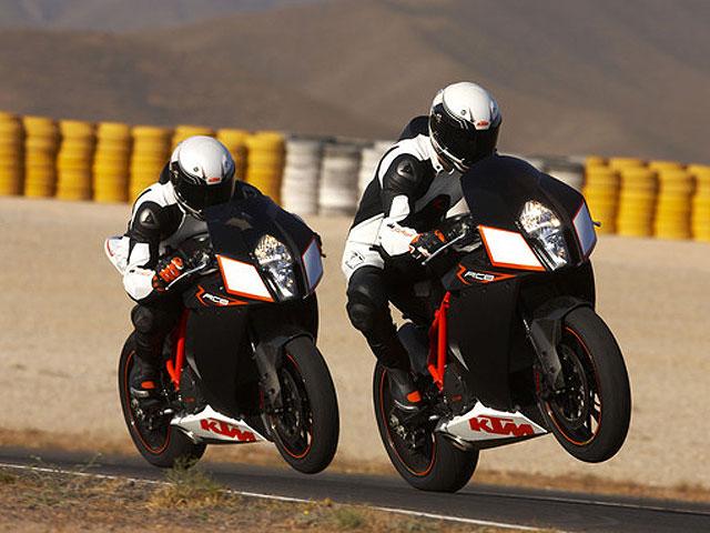 Novedades 2009: KTM 1190 RC8 R