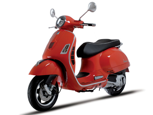 Imagen de Galeria de Novedades 2009: Vespa GTS 125 Super