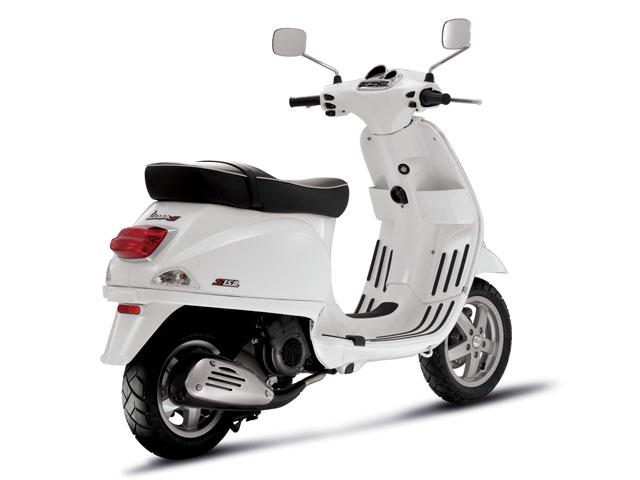 Novedades 2009: Vespa S 150