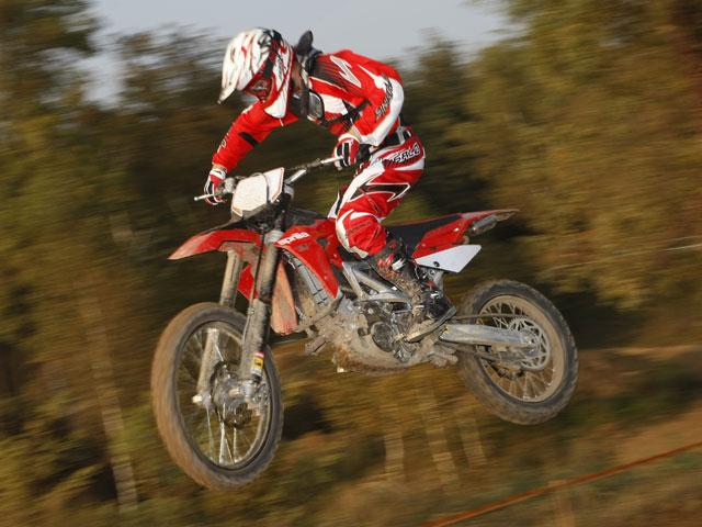 Novedades 2009: Aprilia MXV 450