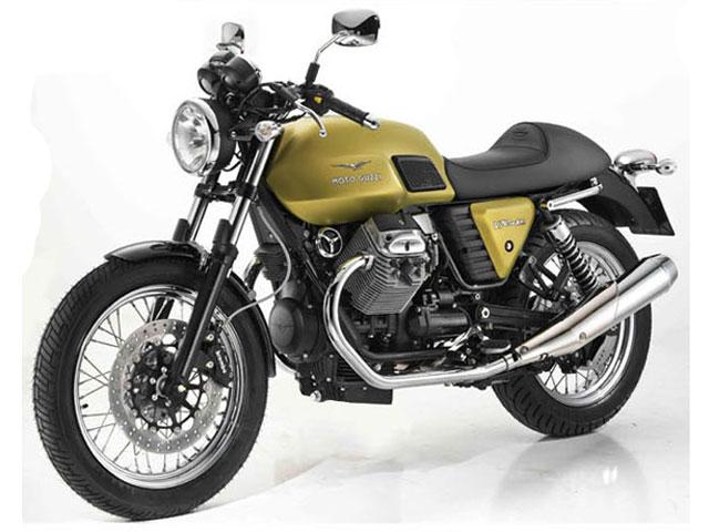Novedades 2009: Moto Guzzi V7 Cafe Classic