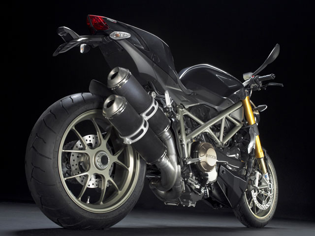 Novedades 2009: Ducati Streetfighter