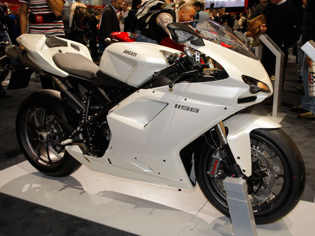 Novedades 2009: Ducati 1198 / 1198 S
