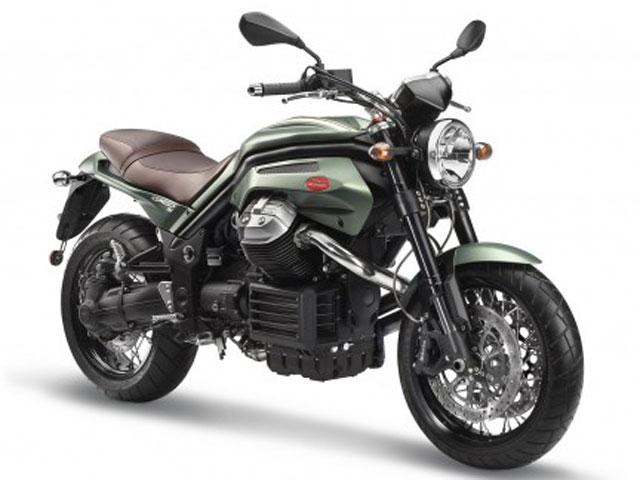 Imagen de Galeria de Novedades 2009: Moto Guzzi Griso 8V SE