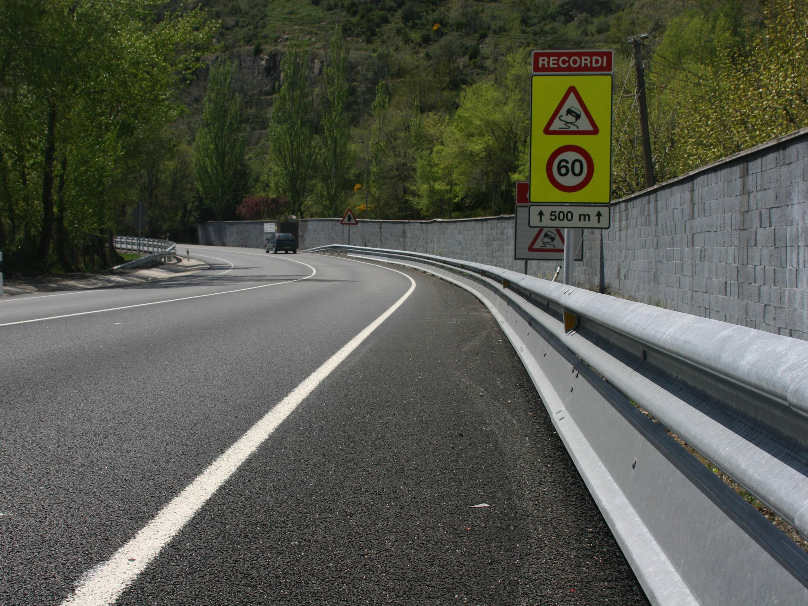 La crisis afectará a la seguridad de los motoristas