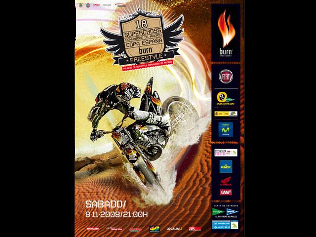 XVIII Supercross de la Comunidad de Madrid