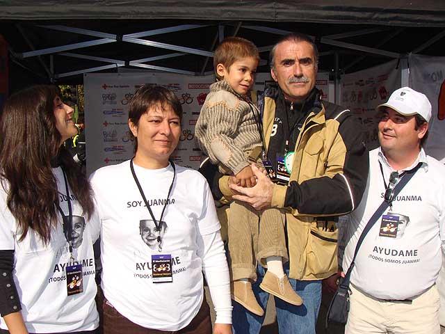 Manifestación Moteros 8N8. Más de 60.000 motos se reunen en Madrid