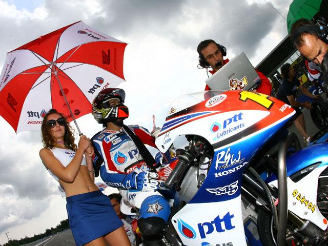 Héctor Faubel correrá con la Honda 250 cc en 2009
