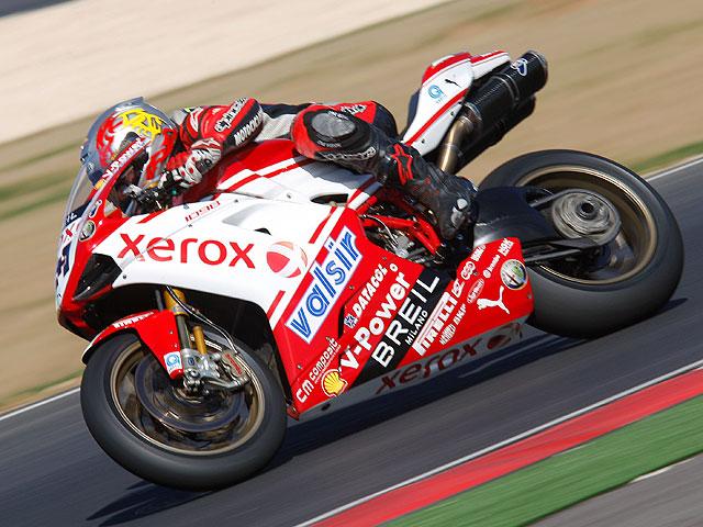 Ducati 1098 R Troy Bayliss: Despedida a lo grande