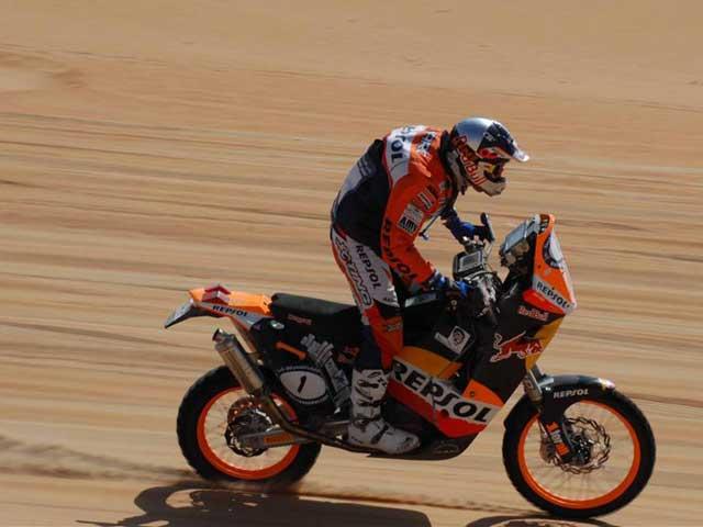 El Dakar podría volver a África en 2010