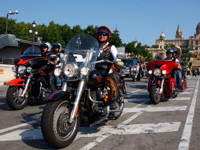 Reunión anual del HOG, Harley Davidson Owners Group