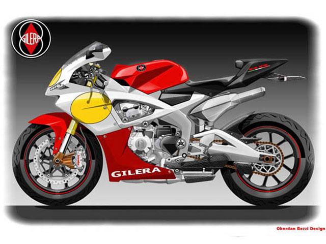 Nueva Gilera Supersport