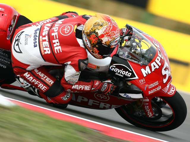 Héctor Faubel estrena blog en Motociclismo.es