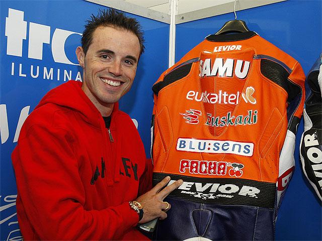 """Samu Sánchez: """"Tengo claro que cuando deje las bicis correré en moto"""""""