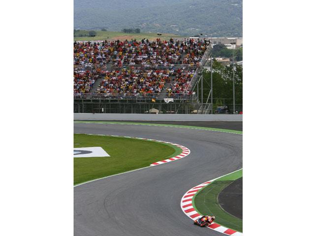 Obras en las instalaciones del Circuit de Catalunya