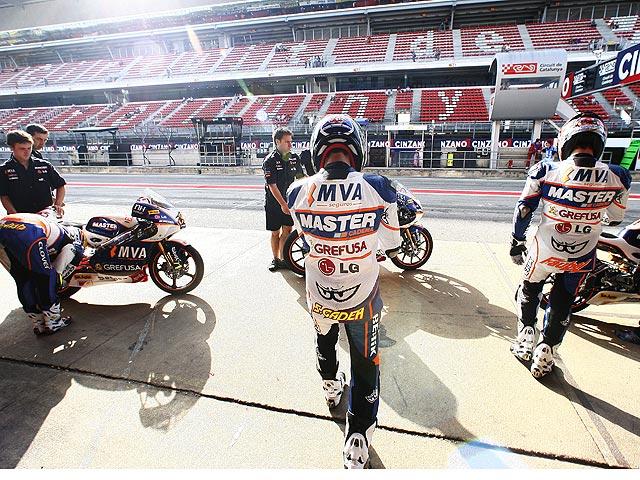 Imagen de Galeria de Bautista correrá en 250 cc