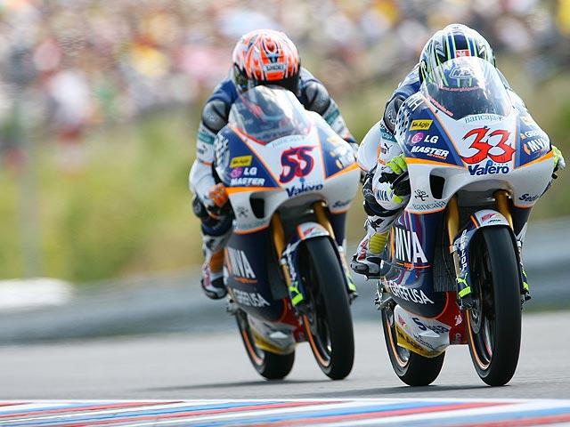 Bautista correrá en 250 cc