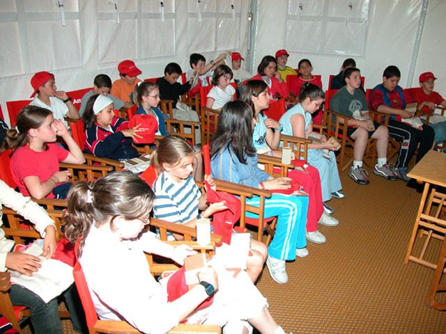 Fundación MAPFRE: Caravana de Educación Vial