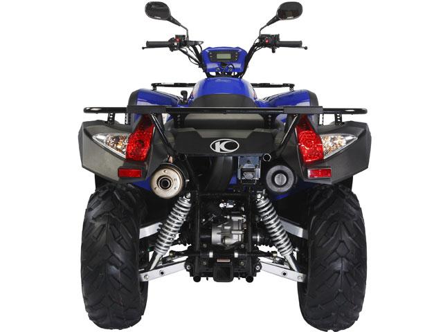 KYMCO MXU 500 2009