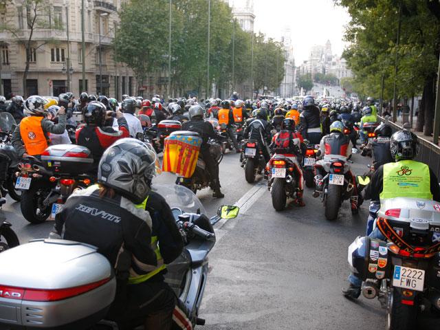 """Imagen de Galeria de Anesdor se suma a la Campaña """"En Moto Menos CO2. No a la discriminación"""""""