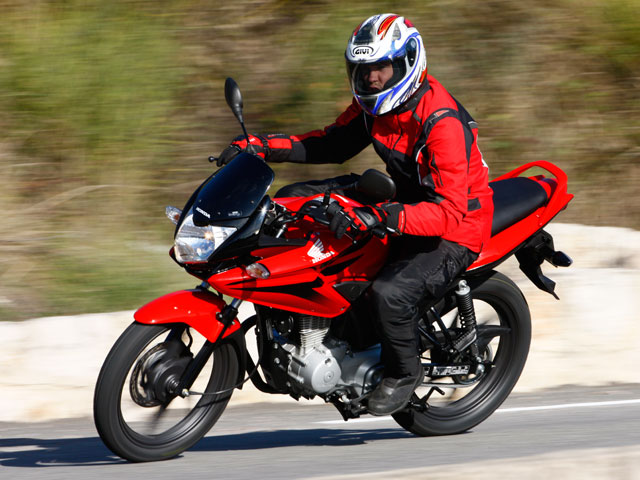 Honda ya comercializa su CBF 125