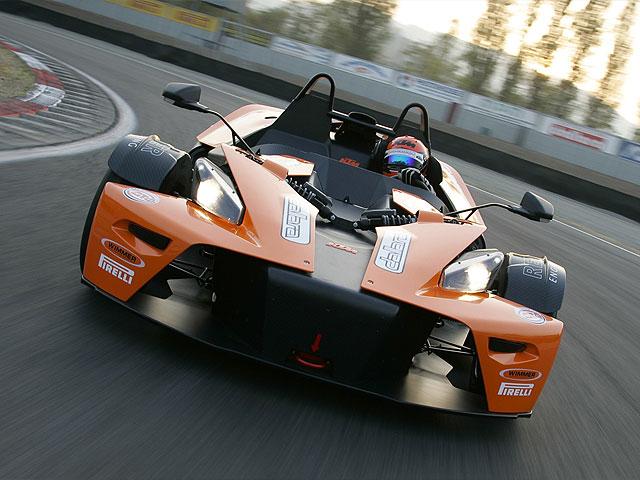 """Nuevo KTM X-Bow """"Race"""""""