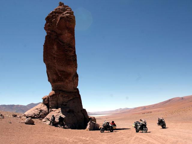 El Dakar americano visto por Gustavo Cuervo