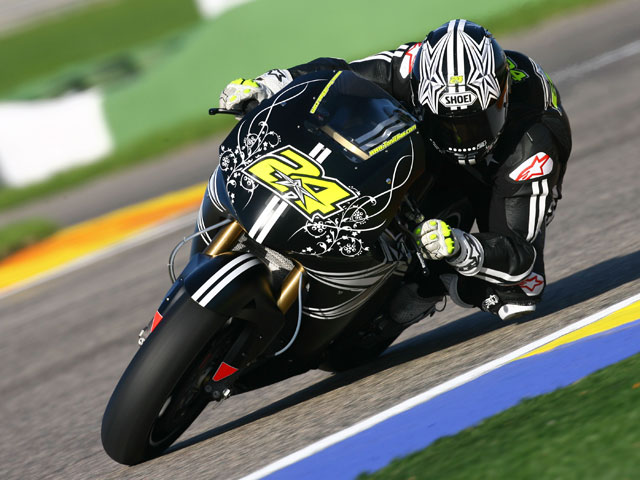 Imagen de Galeria de Test MotoGP: Honda, Yamaha y Ducati ruedan en Jerez