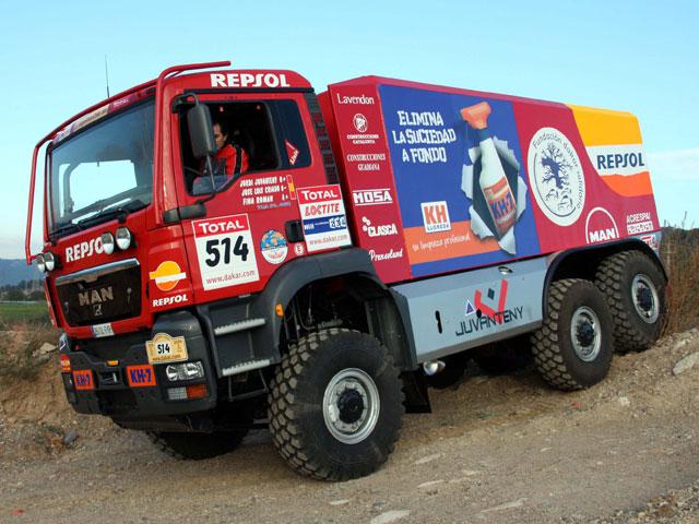 Fundación Dakar Solidario
