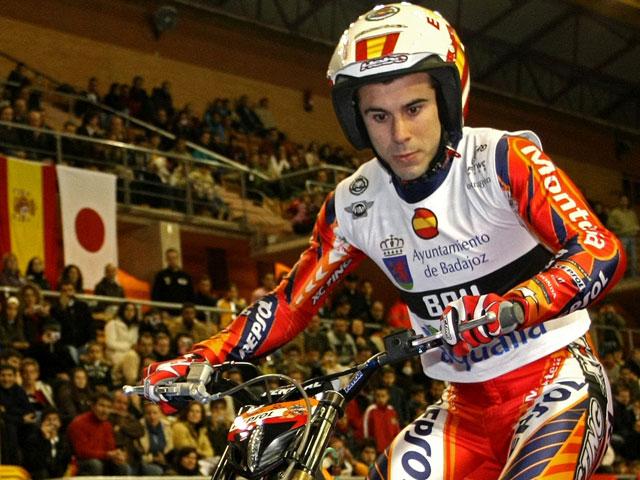 Imagen de Galeria de España vence el Trial Indoor de las Naciones 2008