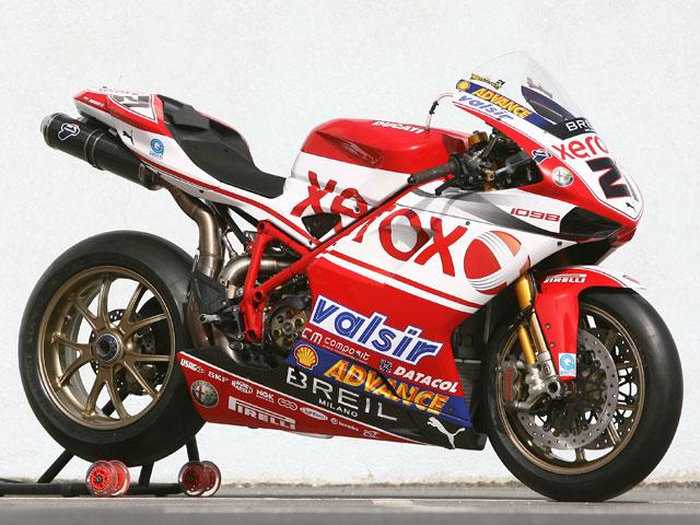 Ducati: año 1 después de Bayliss