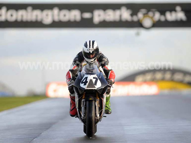 Imagen de Galeria de Norton participará en el TT de la Isla de Man en 2009