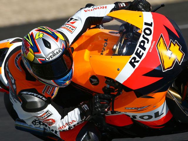Honda seguirá en MotoGP