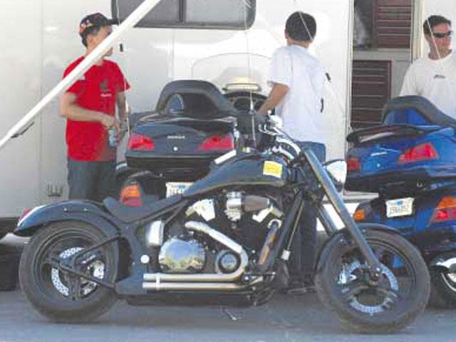 Imagen de Galeria de ¿Nueva Honda custom en 2009?