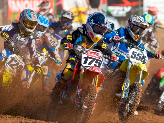 Red Bull MX Mud Kids, en el Circuito de Valdemorillo (Madrid)