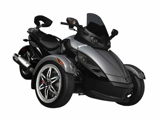 El Can-Am Spyder, en oferta