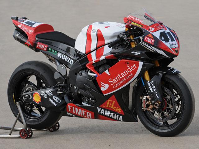 Probamos las motos del Mundial de Superbike