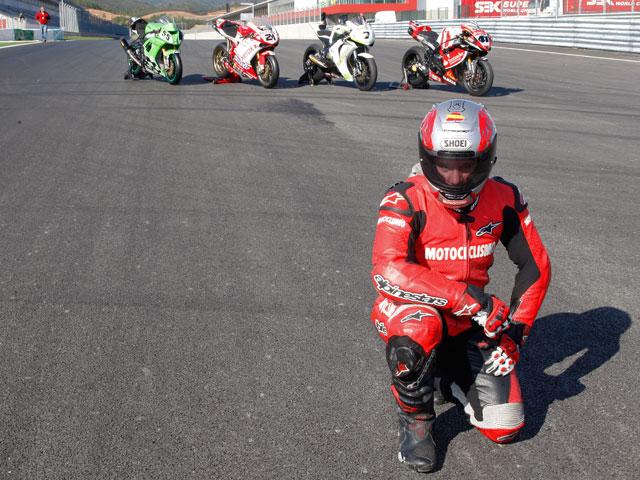 Imagen de Galeria de Probamos las motos del Mundial de Superbike