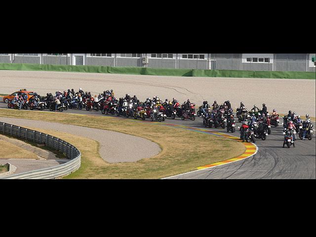 El Circuit de Valencia cierra la temporada 2008